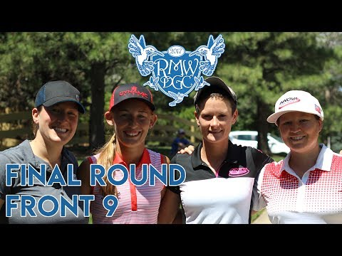 2017 Rocky Mountain Women's - Final Rnd - Val Jenkins, Paige Pierce, Hannah Leatherman, Lisa Fajkus