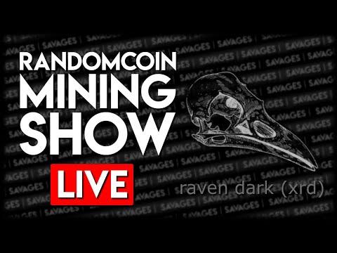 Raven Dark (XRD) LIVE!
