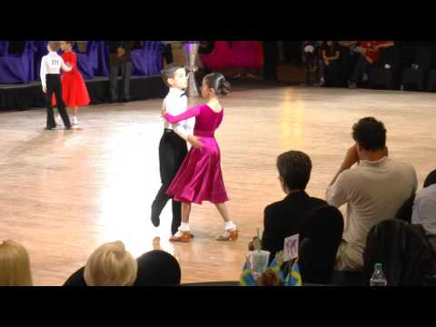 IGB 2016   Nathan and Annika - Championship International Ballroom