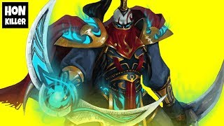 HoN Magebane Gameplay - QuackGreen - Legendary