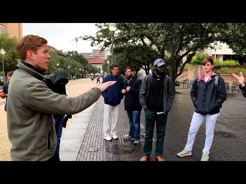 Give Me an Answer - #3214 - Texas State University - Why Do You Believe That God Loves You? from YouTube · Duration:  28 minutes 8 seconds