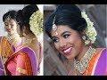 South Indian Bridal Makeup & Hair| BTS | Indian Bride| MakeupbyAzmeree