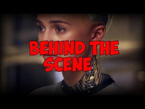 Behind the Scenes | За кадром | Как машина | Ex Machina