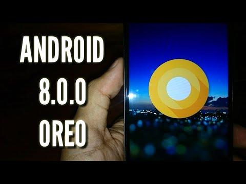 Cara Mudah Upgrade Ke Android 8.0.0 OREO Redmi Note 4/X Snapdragon