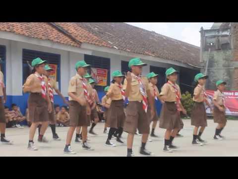 Juara umum joged komando PSP se-Jawa Barat bikin heboh !!!!