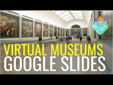 Virtual Museums with Google Slides  YouTube