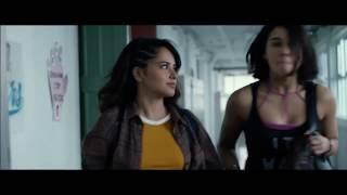 Kimberly and Trini Locker Scene (Power Rangers Deleted Scene)