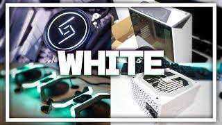 【自作PC】DEEPCOOL縛り!?白くてカッコいいパソコンを作る!!~パーツ紹介~