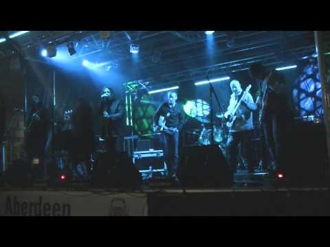 Flaxman Live @ Hogmany Street Party Aberdeen