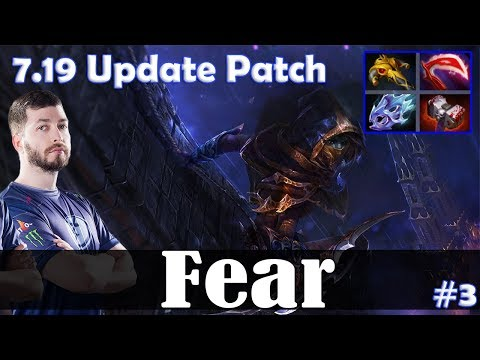 Fear - Phantom Assassin Safelane | 7.19 Update Patch | Dota 2 Pro MMR Gameplay #3 thumbnail