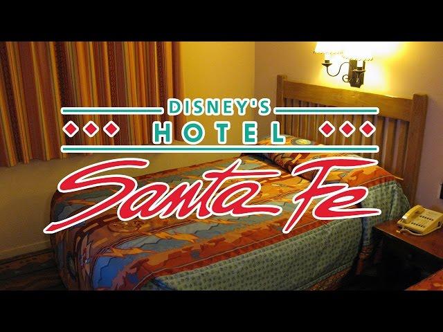 Camere Santa Fe Disneyland : Disneys hotel santa fe tour of a standard room disneyland paris