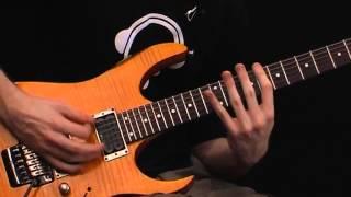 Killer Metal Riff in Drop C Tuning - Rhythm Guitar Lesson