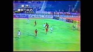 第三回アジア・アフリカクラブ選手権(1989)第二戦 アル・アリ(エジプト)vs読売クラブ