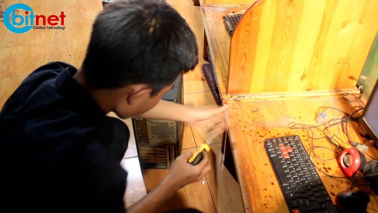 Maintenance Warnet Planet Gaming - Jakarta Barat - Warnetbitnet com/mt
