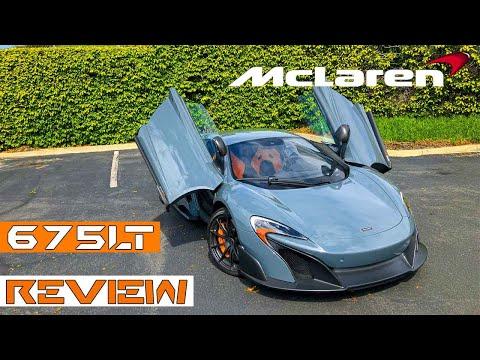 McLaren 675LT Car Review!! ( Price, Specs, And More!)