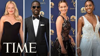 The Best Fashion On The 2018 Emmys Red Carpet | TIME