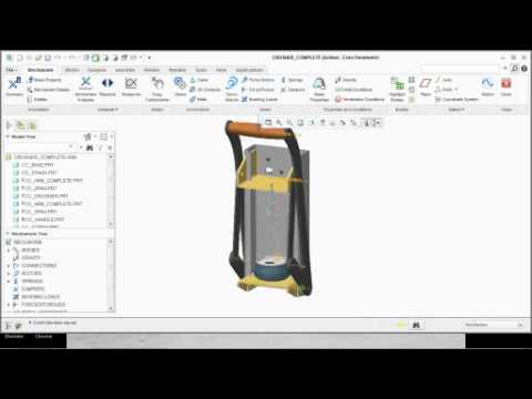 creo parametric 2.0 assembly tutorial pdf