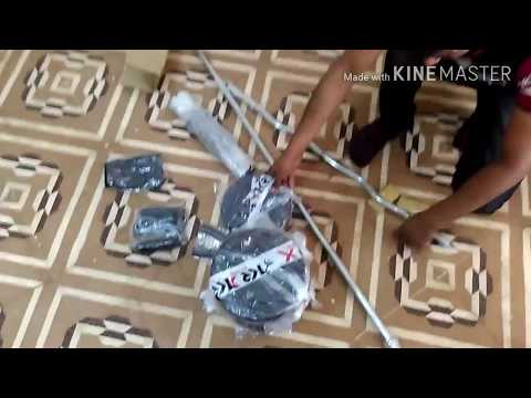 KRX 20 KG COMBO 2 WB Home Gym Kit Unboxing Full Hd