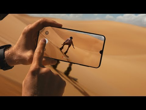 Samsung Galaxy A50s with Super Steady Mode
