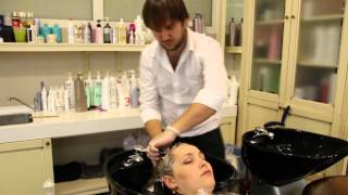Калифорнийское мелирование(Окрашивание светлых волос с помощью нового направления - Калифорнийское мелирование., 2014-06-26T19:25:42.000Z)