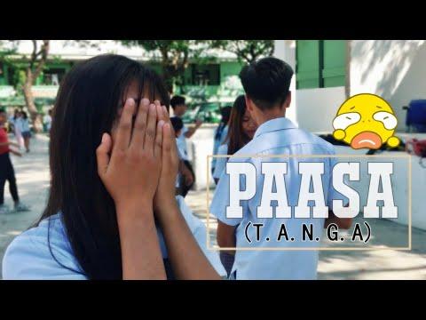 PAASA (T.A.N.G.A)- Yeng Constantino