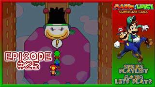 Mario & Luigi: SuperStar Saga - The Guffawha Monster & Bowletta's Entry - Episode 25
