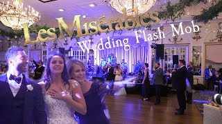 Les Mis Wedding Flash Mob -  Memphis Wedding - Message in a Bottle Productions