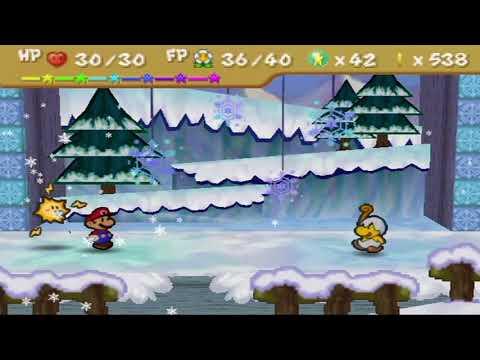 Paper Mario Boss #14: Jr. Troopa 「Fifth Encounter」
