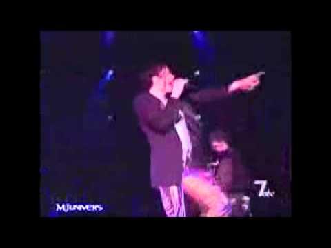 Michael Jackson - Tabloid Junkie - Live Version
