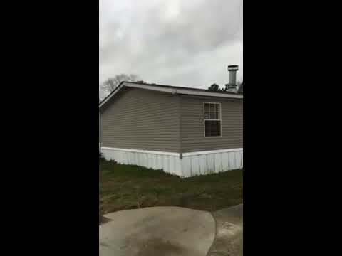 We Buy Houses Charleston - Walkthrough of a 4BD 2BA DWMH in Goose Creek