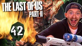 WAHHH!!! FLAMMEN gegen SCHRECKEN 🧟 THE LAST OF US PART II #42