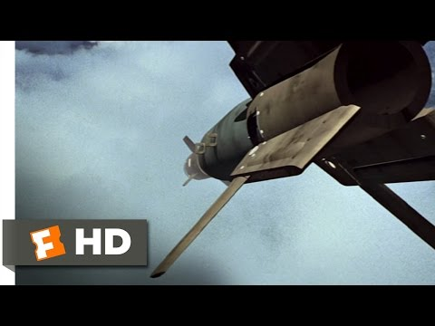 Clear And Present Danger (4/9) Movie CLIP - Bombing The Cartel (1994) HD