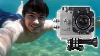 Sjcam SJ4000 Aksiyon Kamerası İncelemesi + Sualtı Testi (Underwater Test)