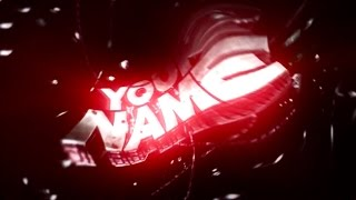 Free 3D Intro #43 | Cinema 4D/AE Template