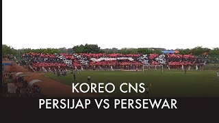 Full Koreo CNS - Persijap Vs Persewar 16 Besar Liga 3 2018