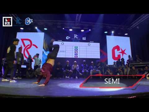 [SOLO WINNER] ISSEI`s MOVE @ RESPECT CULTURE x CHALLENGE CUP 2016 | R16 | LB-PIX