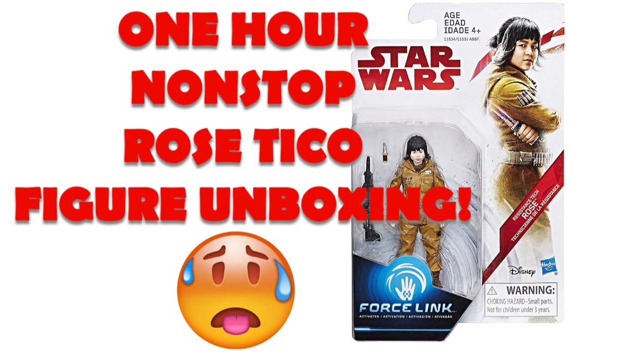 Watch Disgruntled Star Wars Fan Hilariously Unbox Unwanted Rose Tico