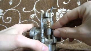 видео Карбюратор К-62: технические характеристики, регулировка, настройка, схема, фото