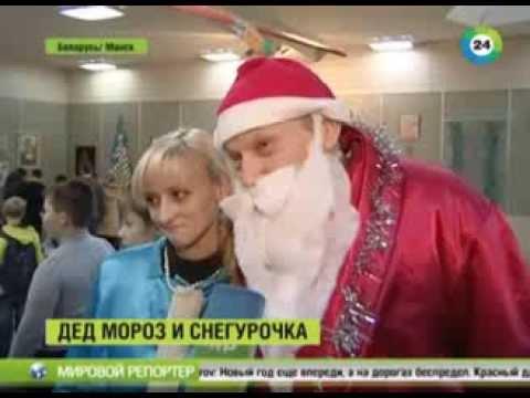 В Беларуси представили креативные новогодние елки