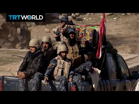 The Fight for Mosul: Iraqi forces battle Daesh to control west Mosul