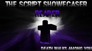 Roblox Script Showcase Episode#689/Reaper Dual Shadow Revolver