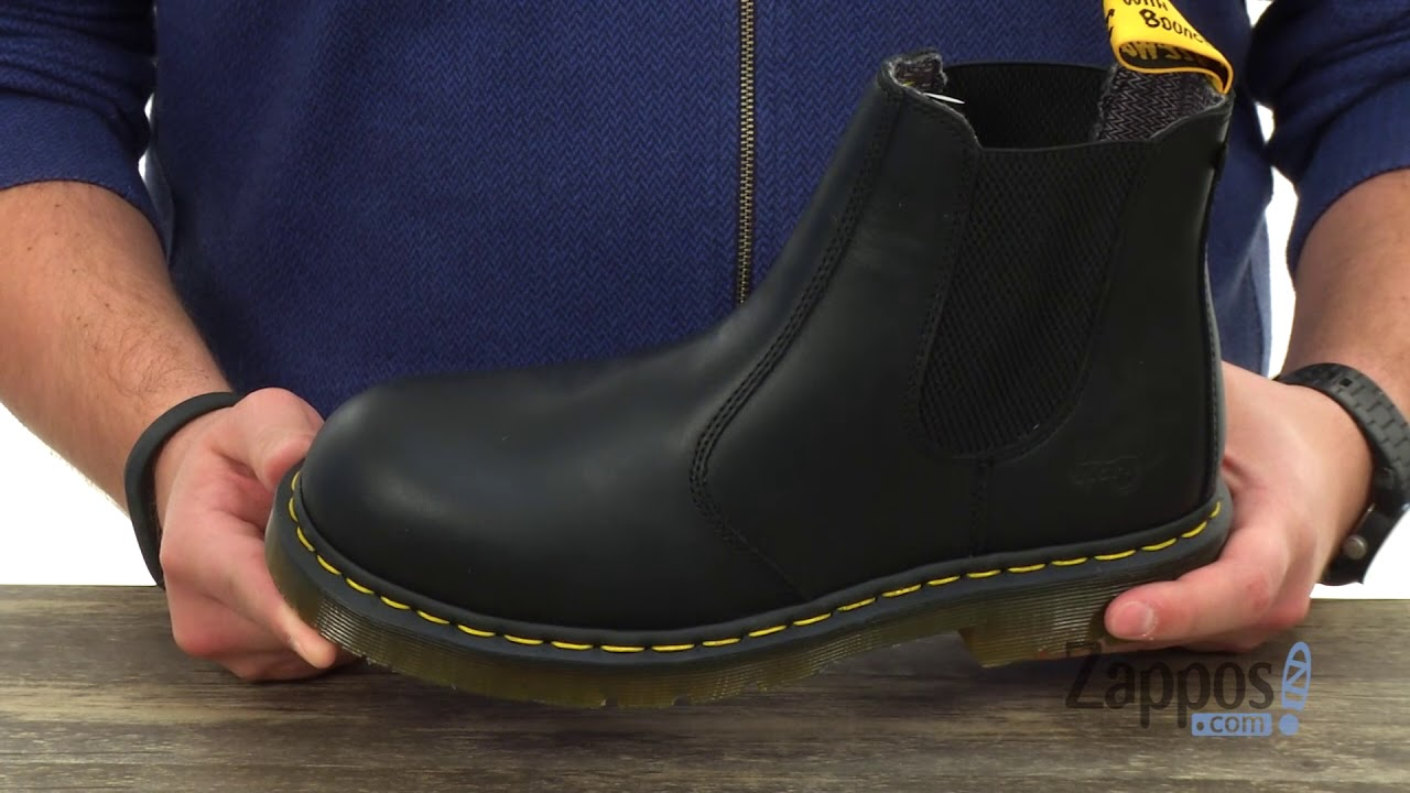 hot-selling 100% top quality how to purchase Dr. Martens Work Fellside Steel Toe SD Chelsea SKU: 8992049