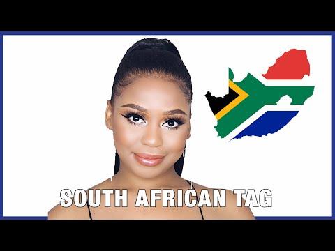 South African Tag  Glori Rapalalani