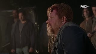 The Walking Dead 7x01 RUS | Ходячие Мертвецы 7 сезон первая серия \ Жертва Нигана  \ Абрахам