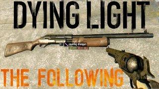 dying light the following hunting shotgun big thor ultra gtx 980