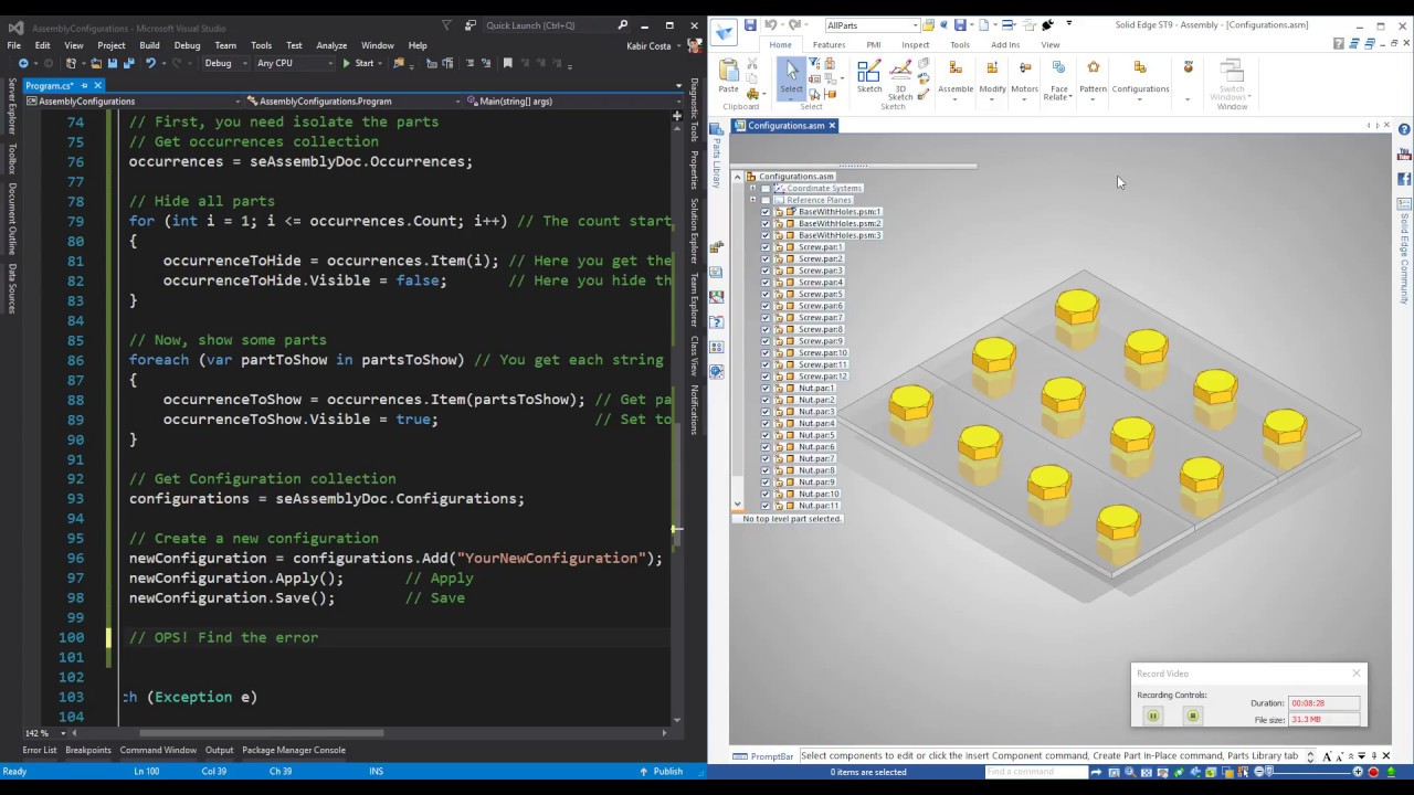 C# creating and adding references to assemblies | c# tutorial.