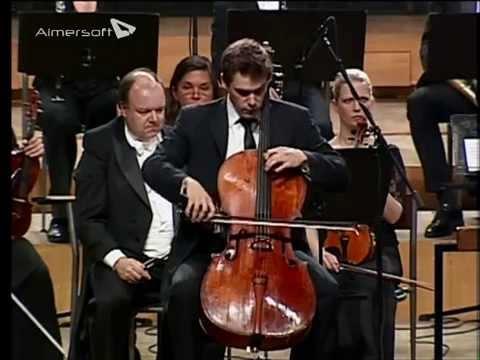 Christian-Pierre La Marca (1) J. Haydn Cello Concerto in C Major Hob VIIb.1 (I.Moderato)