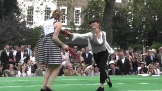 chapesses fish dualling at the chap olympiad 2012