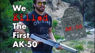 We Killed the First AK-50 - Gun Life #27