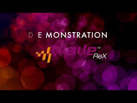 WaveReX - Waveform Refill eXpansion for Korg M1 & WaveStation - Demo